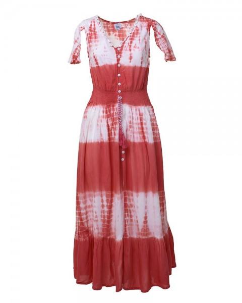 Inart Φόρεμα Tie Dye