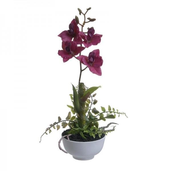 Inart Λουλούδι Σε Γλάστρα