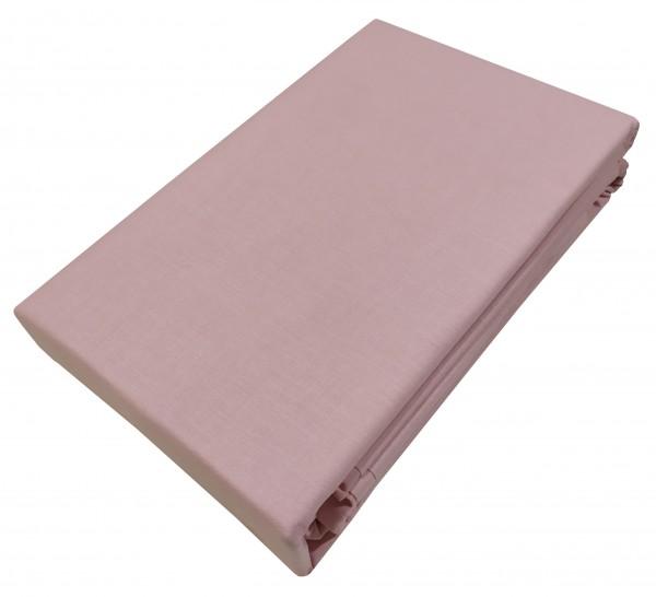 Ζεύγος Μαξιλαροθήκες Le Blanc Μονόχρωμες Ανοιχτό Ροζ 50Χ70