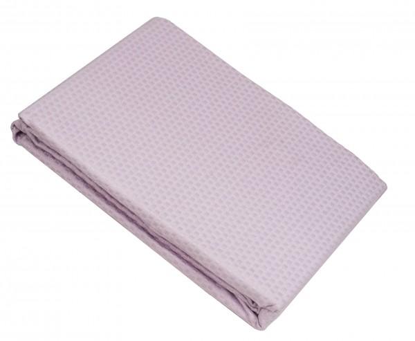 Κουβέρτα Πικέ Le Blanc Sanforized Cotton 100% Lilac Μονή 170x245