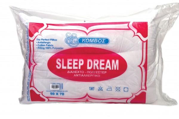 Μαξιλάρι Ύπνου ΚΟΜΒΟΣ Ανατομικό 50x70 1100gr