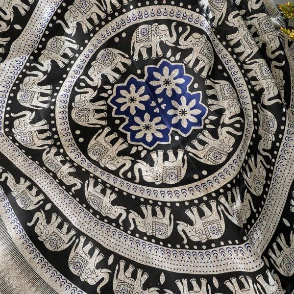 Ριχτάρι Boho (3) 210 x 230 εκ.