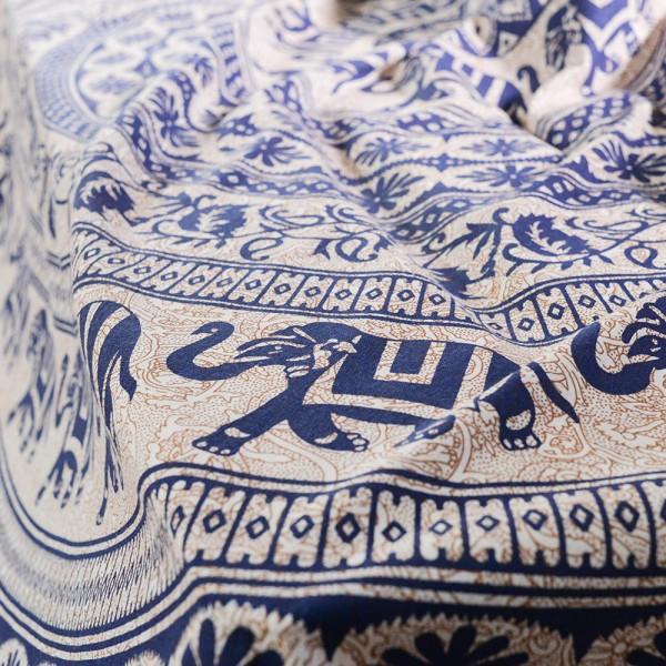 Ριχτάρι Boho (1) 210 x 230 εκ.